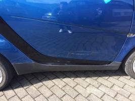 Foto 3 Smart ForTwo Coupe Benzin Blau von 2008
