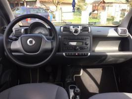 Foto 6 Smart ForTwo Coupe Benzin Blau von 2008