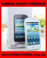 Smart Phone I8160 Dual SIM 2Cam nur € 53,40 versandkostenfrei