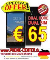 SmartPhone HTM DualCore DualSIM nur € 65 versandkostenfrei