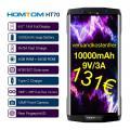 Smartphone HOMTOM HT70 131€ 4/64GB 10000mAh frei Haus
