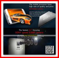 "Foto 2 Smartphone Icestar S5 5"" 4-Core 1/8GB waterproof GPS € 127"