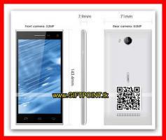 "Smartphone LEAGOO LEAD5 5"" 4-Core Dual SIM/Cam GPS € 75"
