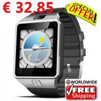 Smartwatch Phone QW09 3G DualCore 1.2GHz 4 GB ROM
