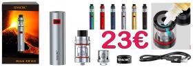 Smok Stick X8 Kit TFV8 Tank nur 23€ E-Cig