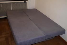 knorr baby 430166 kindersofa zum ausklappen spielzimmer. Black Bedroom Furniture Sets. Home Design Ideas
