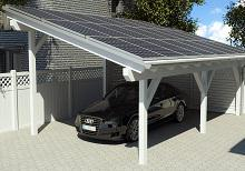 Solar-Carport - 15% Rabatt - www.gutscheinmarkt.de.to