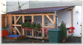 Foto 6 Sommerferien in FEWO ''Mondschaf'' im Naturpark Haßberge 3 - 10 Personen