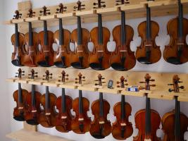Foto 9 *Sonderangebot* - Violine Geige Werkstatt Li Han-Hsiang - reine Handarbeit, 4/4 Größe, verschiedene Exemplare