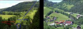 Sonniges Baugrundstück für Tourismuszwecke direkt an der Talstation der Fageralmbergbahnen in Forstau