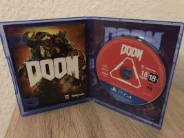 Sony PlayStation 4 von 2016 doom uac pack 100% uncut