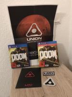 Foto 3 Sony PlayStation 4 von 2016 doom uac pack 100% uncut