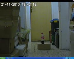Foto 5 Sony SNC- CS20 Ipela Tag- / Nacht- Netzwerk- Kamera Infrarot