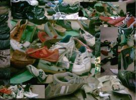 Used Shoes Gebrauchte Schuhe Kleidung Sortierebetriebe