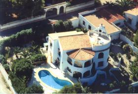 Foto 2 Spanien, Costa Blanca: wunderschöne Villa mit spanischem Ambiente!