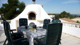 Foto 4 Spanien, Costa Blanca: wunderschöne Villa mit spanischem Ambiente!