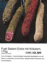 Foto 2 Spanischer Salami Fuet