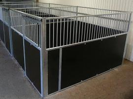 Foto 9 Spar-Stallboxen für Pferde inkl. Holzfüllung günstig ab 239, - €