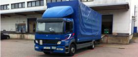 Spedition Arteev Transporte GbR
