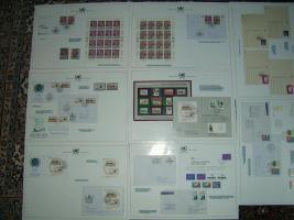 Foto 4 Spezialsammlung Briefmarken UN-Genf Währung SF