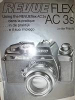 Foto 2 Spiegelreflex kommplette KameraAusrüstung  REVUE Flex 3s