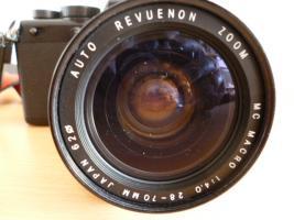 Foto 4 Spiegelreflex kommplette KameraAusrüstung  REVUE Flex 3s