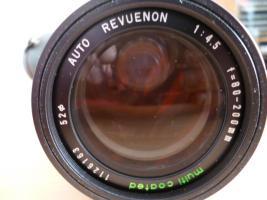 Foto 5 Spiegelreflex kommplette KameraAusrüstung  REVUE Flex 3s