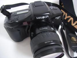 Foto 4 Spiegelreflexkamera