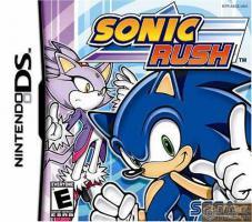 Spiel Sonic Rush für den Ds/ Ds Lite etc