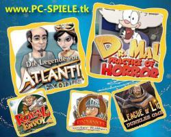 Spiele für PC MAC iPad iPhone Android