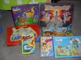 Spiele / Puzzle
