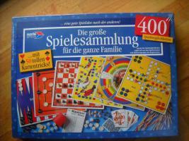 Spielesammlung für die ganze Familie