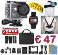 Sport Action Cam 4K WiFi Waterproof nur 47€ frei Haus