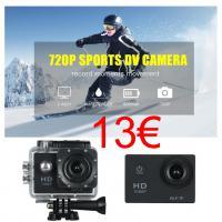 Sport Action Camera 13€ waterproof versandkostenfrei