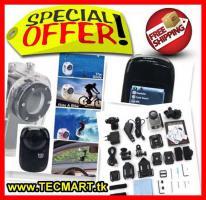 Sport Cam 1080P 1.5'' LTPS nur 44 € - versandkostenfrei