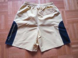 Foto 2 Sporthose/ Short/ Badehose, Gr.38/S, gelb-schwarz