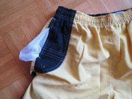 Foto 4 Sporthose/ Short/ Badehose, Gr.38/S, gelb-schwarz