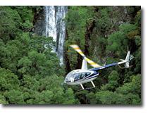 Sportliche Canyoning Tour im Schweizer Tessin mit dem Hubschrauber
