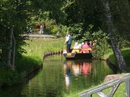 Foto 3 Spreewald Unterkunft Ferienhaus Bramer