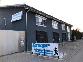 Sprenger Fahrzeugtechnik KFz Werkstatt