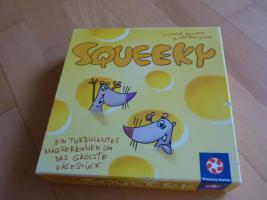 Squeeky - Brettspiel