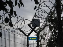 Foto 3 Stacheldraht NATO-Draht Natodraht – Sperrdraht CONCERTINA