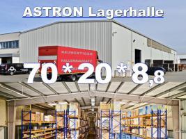 Foto 5 Stahlhalle gebraucht Stahlbauhalle abzubauen remontierbare Gebrauchthalle kaufen demontierbare Halle