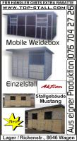Stall , Box, Panel, Zwinger, uww. , usw.