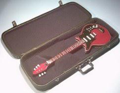 Foto 2 Standard Miniaturgitarre Köcher + Standard