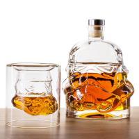 Star Wars Stormtrooper Whiskey Glas und Karaffe – Angebotsbutze.de