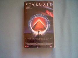 Stargate VHS Kassette