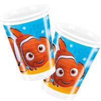 Findet Nemo   Partybecher Im 8er Pack 200ml 23 81011 1
