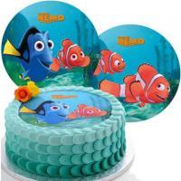 Findet Nemo Tortenauflage Aus Esspapier 205cm MO 70124 1