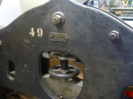 Foto 2 Steindruckpresse